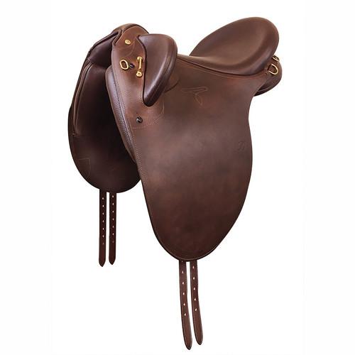 Bates Kimberly Stock Saddle Flock EX DEMO
