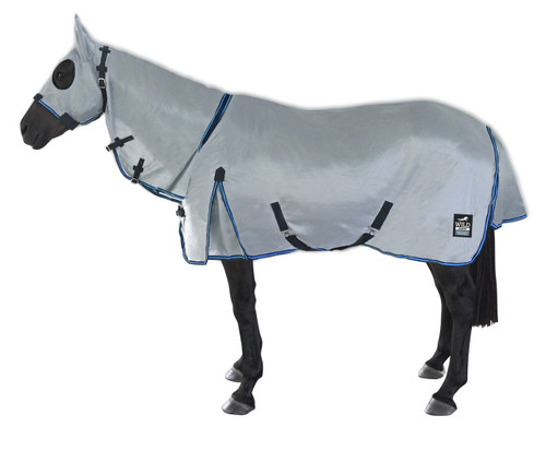 Wildhorse Insect Control Rug, Hood and Ears MESH