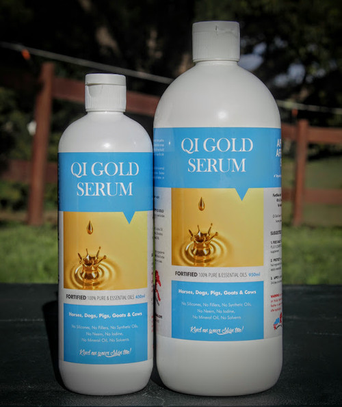 QI Gold Serum 450ml