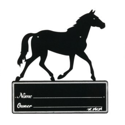 Stable Nameplate