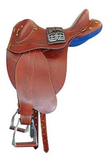 NRD Mounted Swinging Fender Saddle