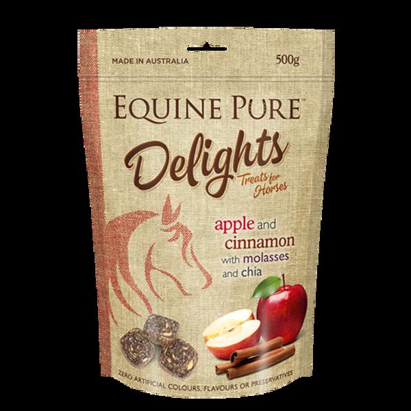 Equine Pure Delights Apple and Cinnamon Treats