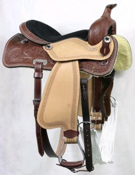 Cheyenne Western Saddle