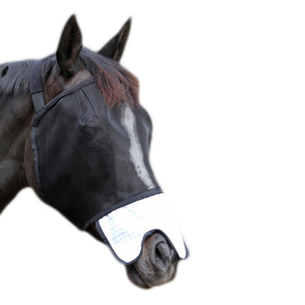 Wildhorse Fly Veil with Ripstop Nose