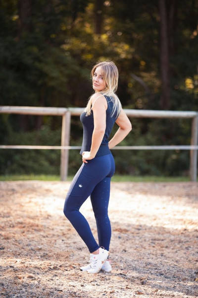 Crown Equestrian Luxe Edition Tights