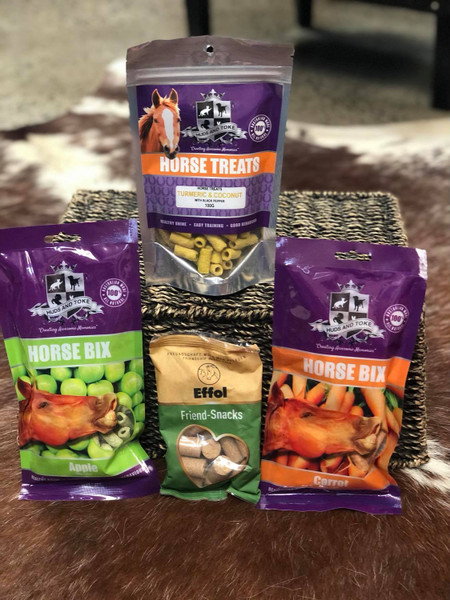 Horse Treat Testing Pack