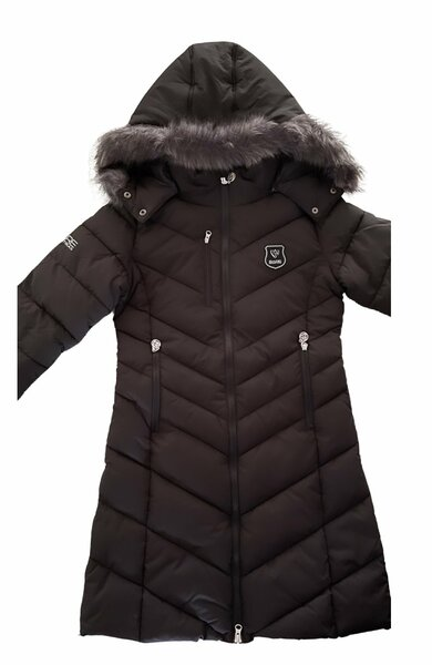 BARE Winter Series - Hollie Jacket - Black