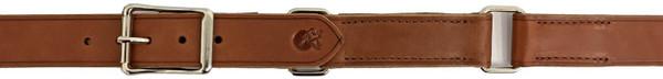 Saddlers Hobble Belt Brown