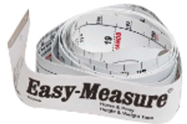 Easy Measure Weightband