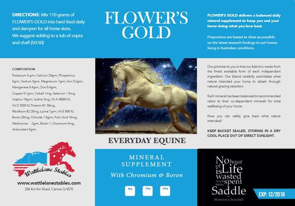 Flowers Gold 4kg