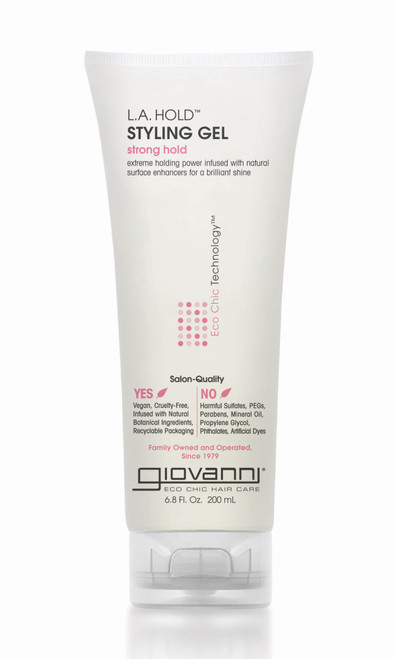 Giovanni L.A. Hold™ Styling Gel (6.8 oz)