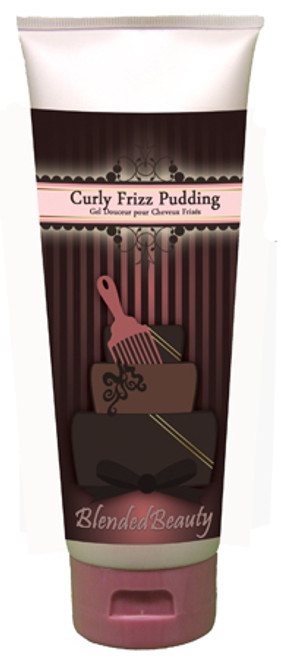 Blended Beauty Curly Frizz Pudding
