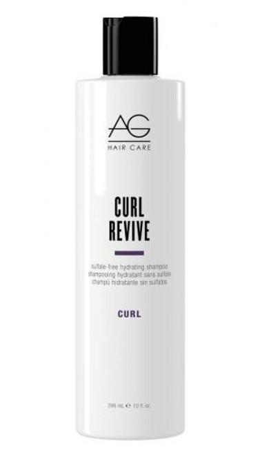 AG Curl Revive Sulfate-Free Hydrating Shampoo (10 oz)