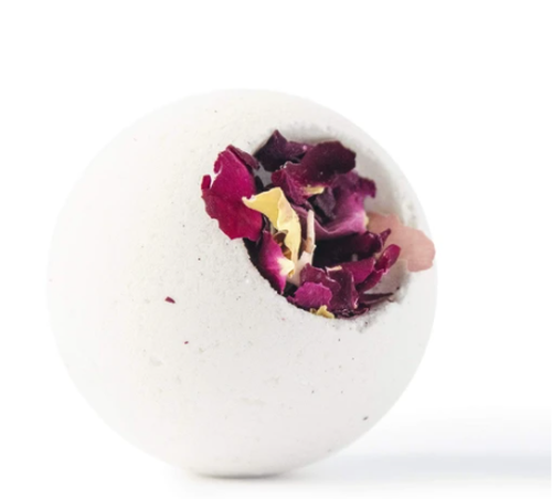 Bathorium Aphrodite Bath Bomb (Chocolate + Bulgarian Rose)