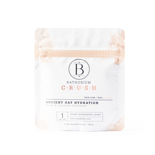 Bathorium CRUSH Ancient Oat Hydration (120g)