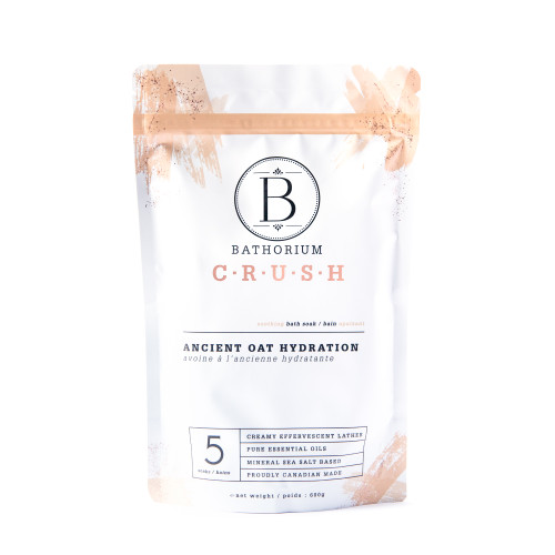 Bathorium CRUSH Ancient Oat Hydration (600g)