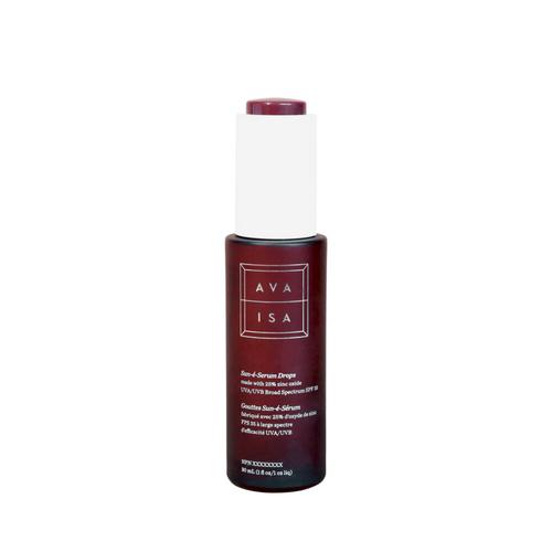 The Sunscreen Company - Ava Isa Sun-è-Serum Drops SPF 35