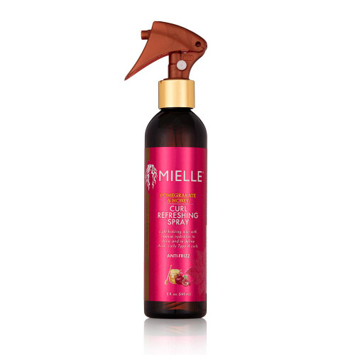 Mielle Organics Pomegranate & Honey Curl Refreshing Spray (8 oz)