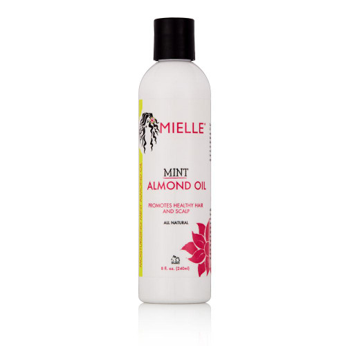 Mielle Organics Mint Almond Oil  (8 oz)