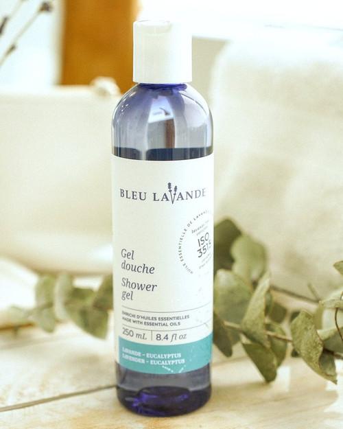 Bleu Lavande - Lavender Eucalyptus shower gel