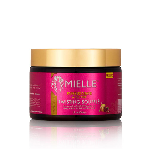 Mielle Organics Pomegranate & Honey Twisting Soufflé  (12 oz)