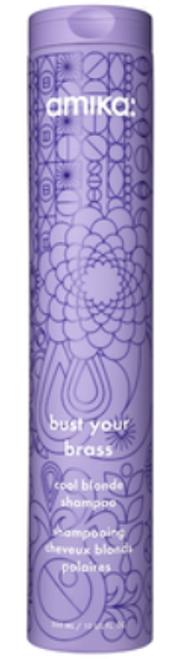 Amika Bust Your Brass Shampoo (10.1 oz)