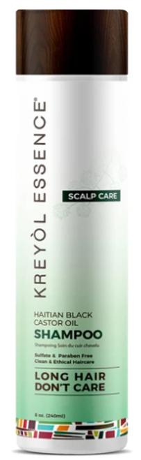 Kreyol Essence Haitian Black Castor Oil Scalp Care Shampoo (8 oz)