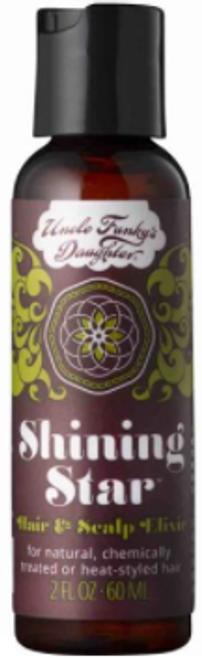 UFD Shining Star Hair and Scalp Elixir (2 oz Travel Size)