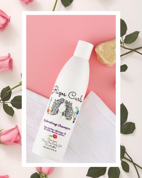 Rizos Curls Hydrating Shampoo (10 oz)