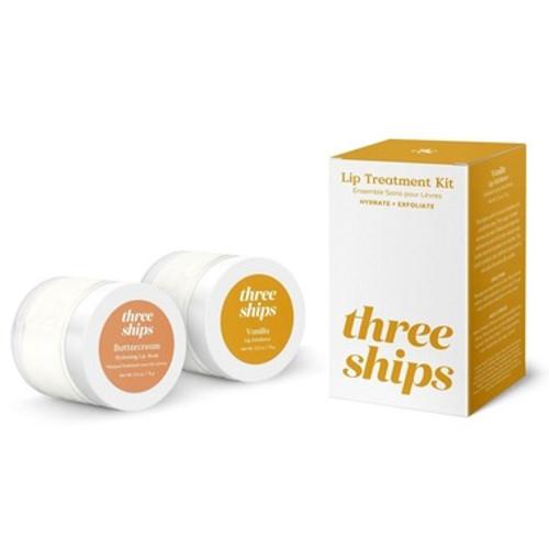Three Ships Lip Treatment Kit