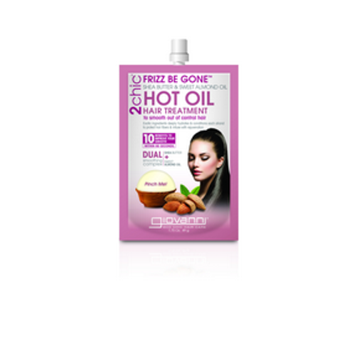 Giovanni Frizz Be Gone Hot Oil Hair Treatment (49g)