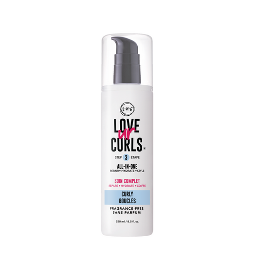 LUS All-in-One (Curly) - Fragrance Free