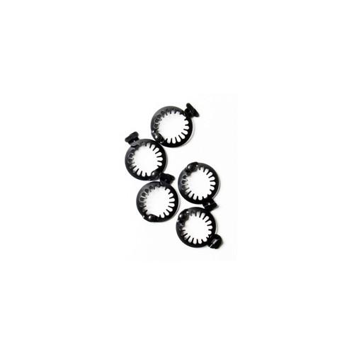 PuffCuff Micro Black - 1.5 INCH (5 PCS)