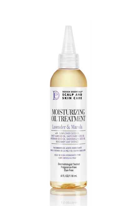 Design Essentials Scalp & Skin Care Moisturizing Oil Treatment