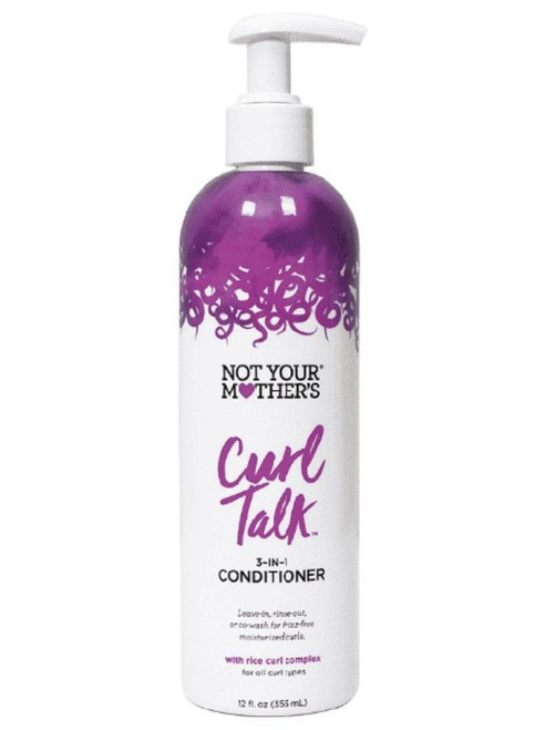 Not Your Mother's Curl Talk 3-in-1 Conditioner (12 oz)