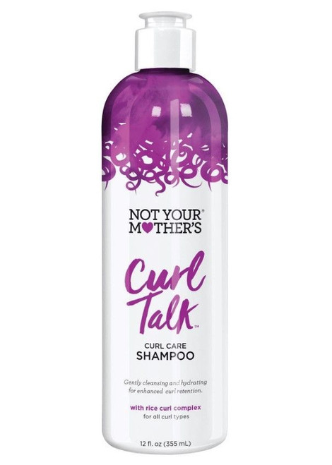 Not Your Mother's Curl Talk Curl Care Shampoo  (12 oz)