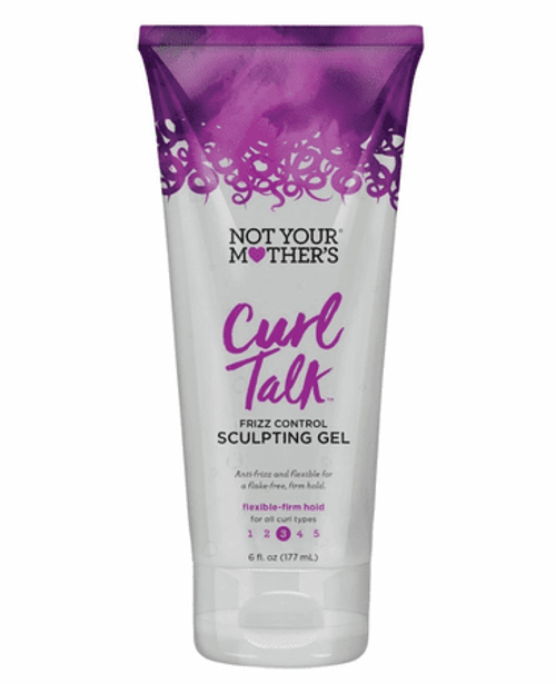 Not Your Mother's Curl Talk Frizz Control Sculpting Gel  (6 oz)