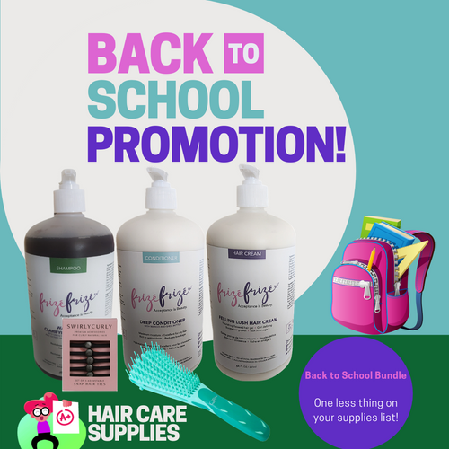 Back to School Hair Care Bundle