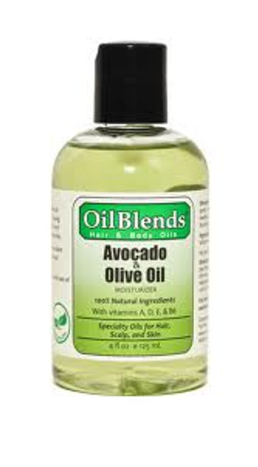 Oil Blends Avocado and Olive Oil