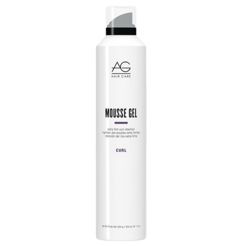 AG Mousse Gel Extra-Firm Curl Retention (10 oz)