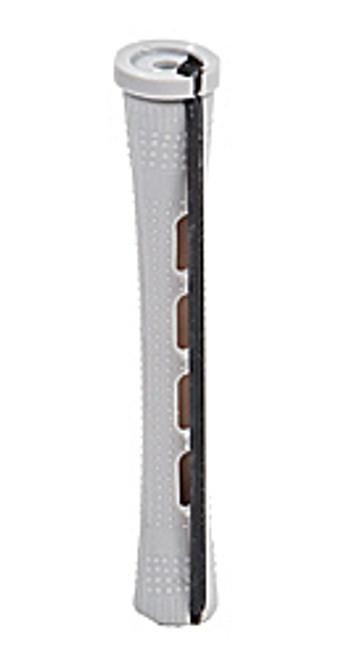 """Concave Perm Rods 3/8"""" Long Grey - pack of 12 Rouleaux de permanente Concaves 3/8"""" Gris Long - paquet de 12"""