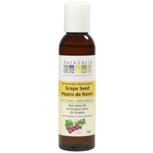 Aura Cacia Grapeseed Oil