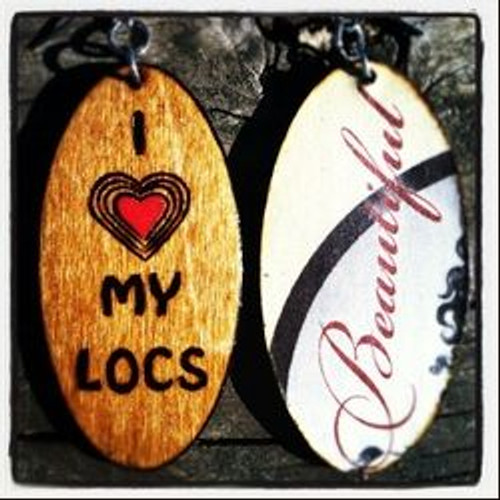 Locs Earrings