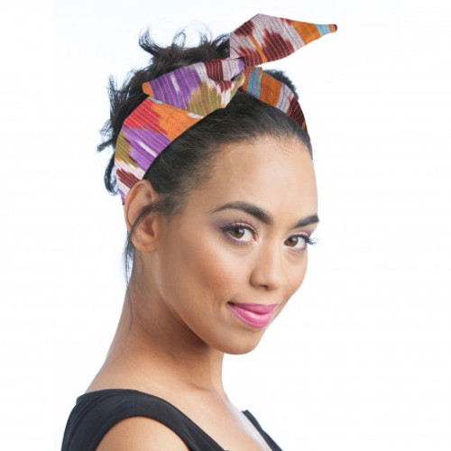 Andrea's Beau Dolly Wired Headwrap