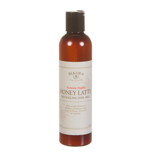 Bekura Honey Latté Detangling Hair Milk