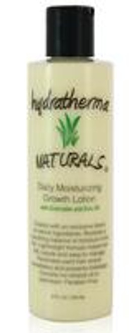 Hydratherma Naturals - Daily Moisturizing Growth Lotion (8oz)
