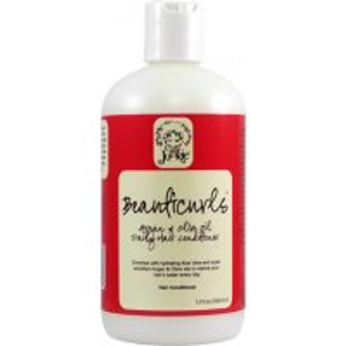 Curl Junkie Beauticurls Argan and Olive Daily Hair  Conditioner