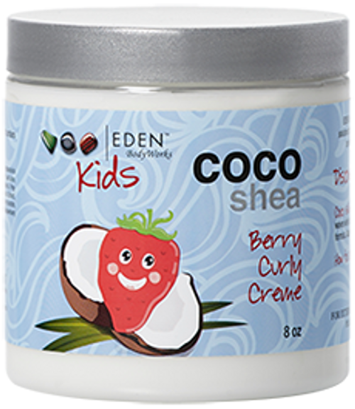 Eden Kids - Coco Shea Berry Curly Creme
