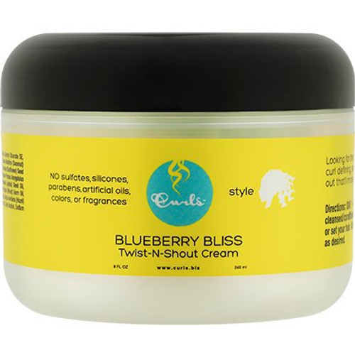 CURLS Blueberry Bliss Twist-N-Shout Cream