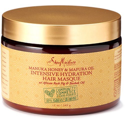Shea Moisture Manuka Honey and Mafura Oil Hair Masque